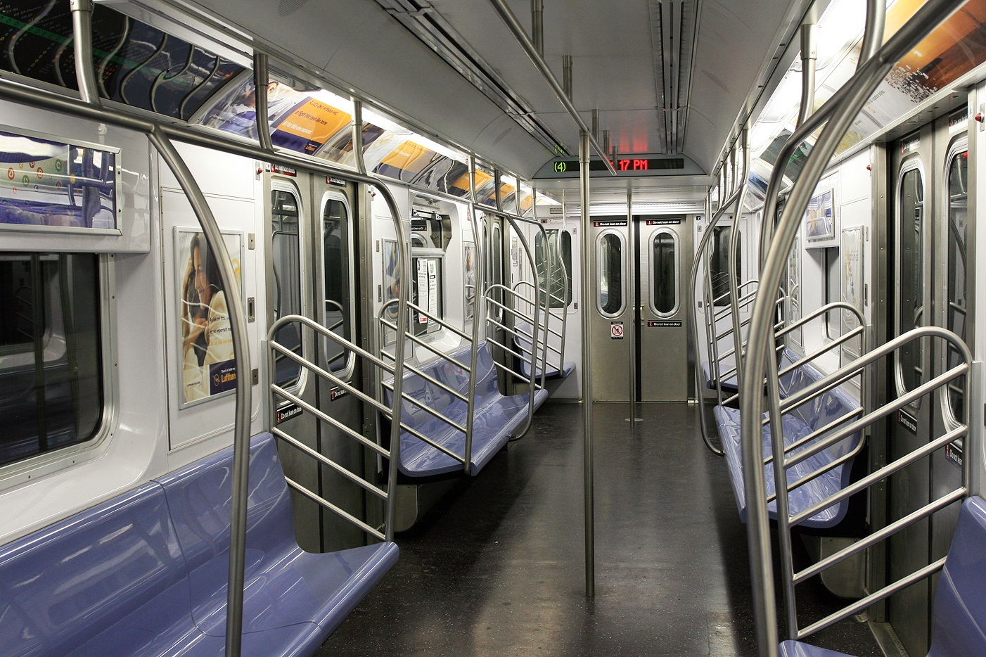 Lege Metro in New York