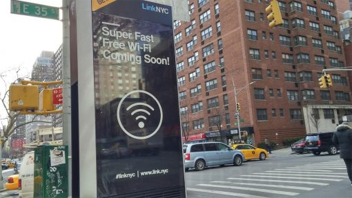 WiFi in New York