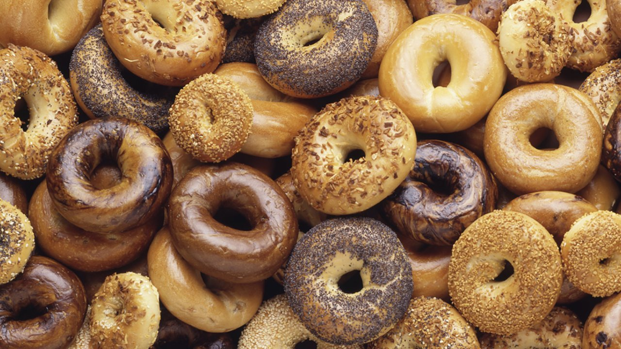 De beste bagels in New York