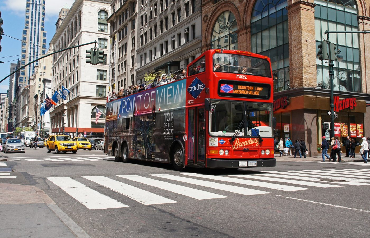 New York Hop on Hop off Bus Tour options for Sightseeing Pass holders The Free River Cruise· 4 Bus Loops· Hop on Hop off Map· 50 Bus Stops.
