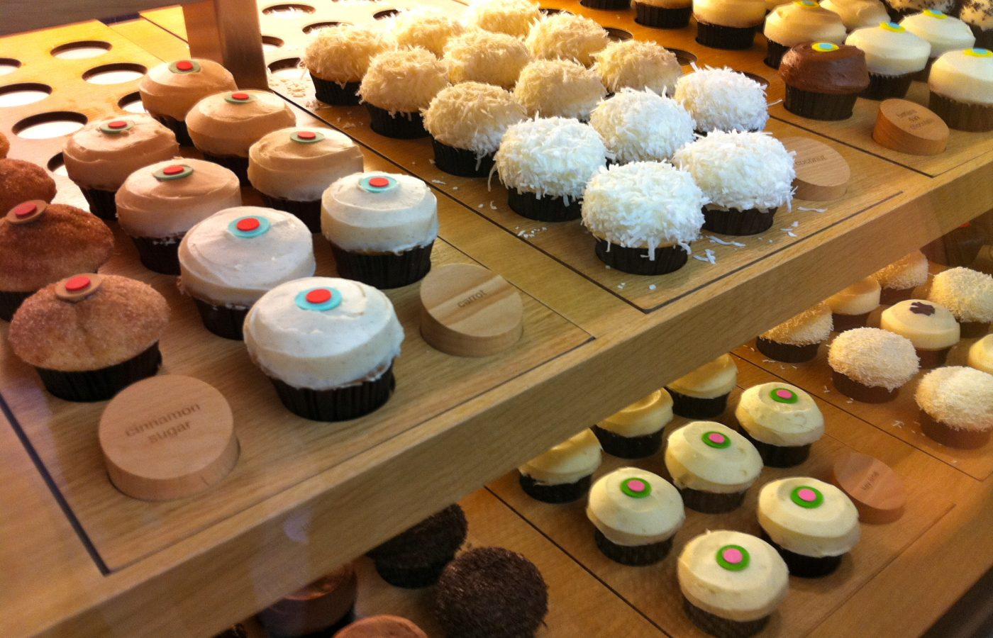 De beste Cupcakes in New York