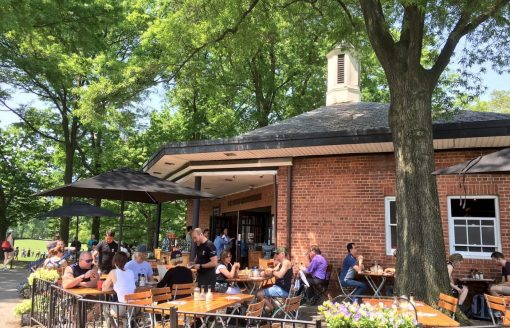 Le Pain Quotidien in Central Park