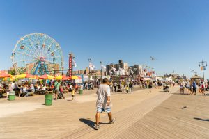 Coney Island New York