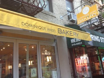 Dominique Ansel Bakery Cronut